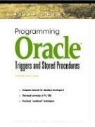 Programming Oracle Triggers and Stored Procedures (3rd Edition) (Prentice Hall PTR Oracle Series) PDF