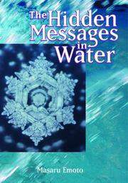 The Hidden Messages in Water PDF