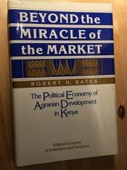 Beyond the miracle of the market