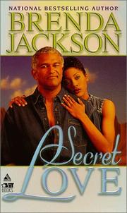 Secret Love by Jackson, Brenda