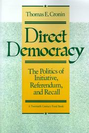 Direct Democracy PDF