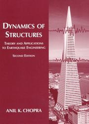 Dynamics of structures by Anil K. Chopra