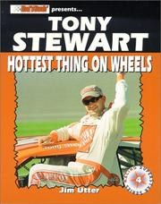 Tony Stewart by Jim Utter