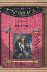 The life and times of Joan of Arc by Jim Whiting