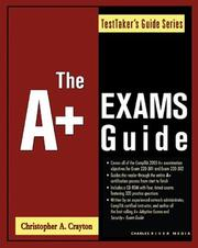 The A+ Exams Guide PDF