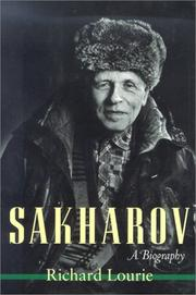 Sakharov by Richard Lourie