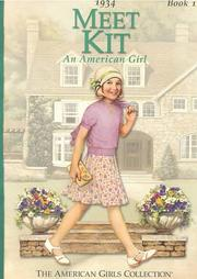 Meet Kit, an American girl by Valerie Tripp