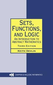 Sets, functions, and logic PDF