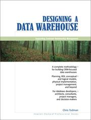 Designing a Data Warehouse by Chris Todman