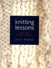 Knitting lessons PDF