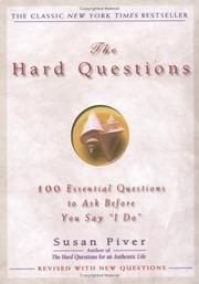 The Hard Questions PDF
