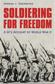 Soldiering For Freedom PDF