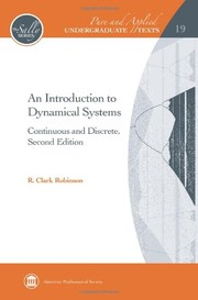 An Introduction to Dynamical Systems: Continuous and Discrete (Pure and Applied Undergraduate Texts)