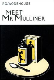 Meet Mr. Mulliner PDF