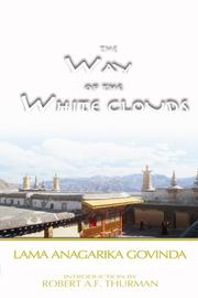 The way of the white coulds by Lama Anagarika Govinda