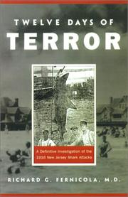 Twelve Days of Terror by Richard G. Fernicola