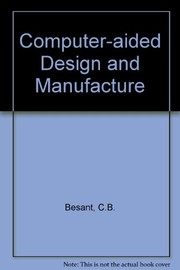 Computer-aided Design and Manufacture