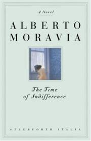 Indifferenti by Alberto Moravia
