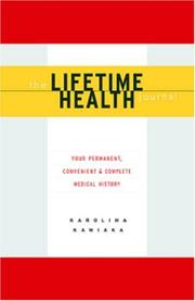The Lifetime Health Journal PDF