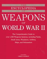 The Encyclopedia of Weapons of WWII PDF