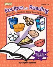 Recipes for Reading by Gwynne Spencer