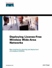 Deploying license-free wireless wide-area networks PDF