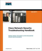 Cisco Network Security Troubleshooting Handbook (Networking Technology) PDF