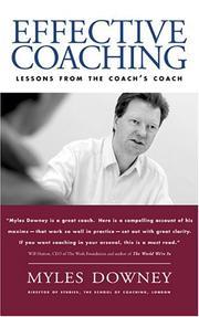 Effective coaching PDF