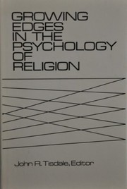 Growing edges in the psychology of religion