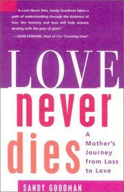 Love never dies PDF