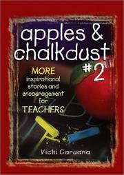 Apples & Chalkdust by Vicki Caruana