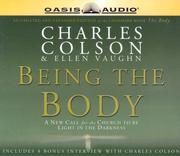 Being The Body PDF