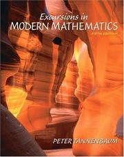 Excursions in modern mathematics PDF