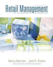 Retail management by Barry Berman