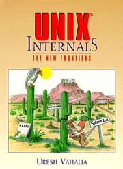 Unix Internals by Uresh Vahalia