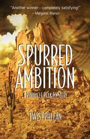 Spurred Ambition (Pinnacle Peak Mysteries) PDF