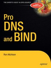 Pro DNC and BIND by Ron Aitchison