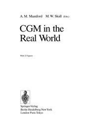 CGM in the Real World