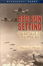 Red Sun Setting by William T. Y&#39;Blood