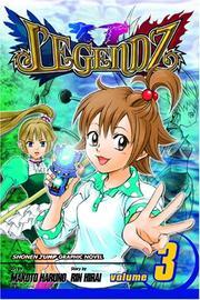 Legendz, Volume 3 (Legendz) PDF
