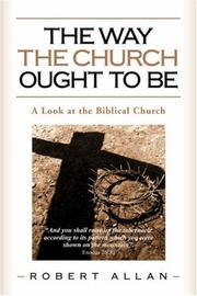 The Way The Church Ought To Be PDF