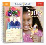 Clothespin Cuties (Chicken Socks) by Inc. Klutz