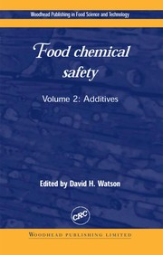 Food chemical safety