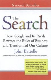Cover of: The Search by John Battelle