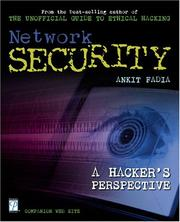 Network Security by Ankit Fadia