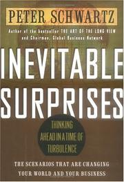 Inevitable Surprises by Peter Schwartz