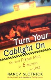 Cover of: Turn Your Cablight On | Nancy Slotnick