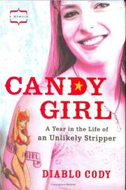Cover of: Candy Girl by Diablo Cody
