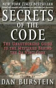 Secrets of the Code by Daniel Burstein