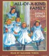 Cover of: All-of-a-Kind Family  [Unabridged CD Version] by Sydney Taylor